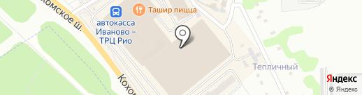 РусТекс МГ на карте Иваново