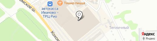 Puzziki на карте Иваново