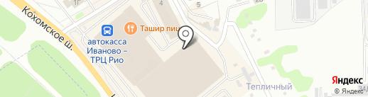 Элайв на карте Иваново