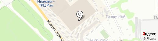 Сонька на карте Иваново