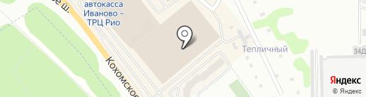 Грация на карте Иваново