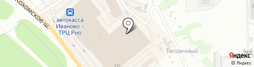Хэппи Хоум Трэйд на карте Иваново
