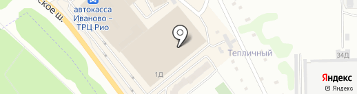 Уют и тепло в вашем доме на карте Иваново
