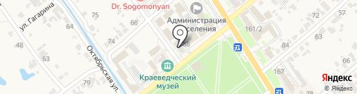 Kreatiff на карте Новокубанска