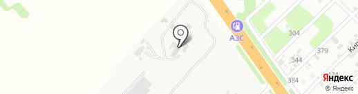 АВТОКУБСЕРВИС на карте Армавира