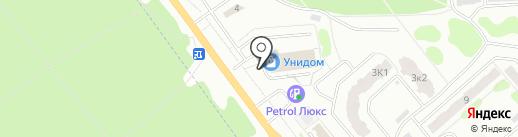 УНИДОМ на карте Иваново
