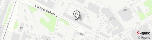 ТриКолор Иваново на карте Иваново