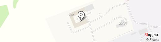 Торгово-производственная компания на карте Караваево