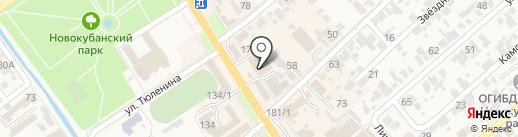 Шанс на карте Новокубанска