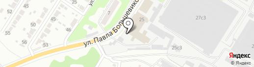 Марк-Контракт на карте Иваново