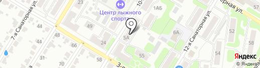 Почтовое отделение №27 на карте Иваново