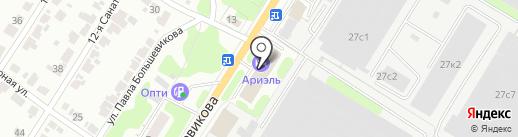 Инженерное Решение на карте Иваново