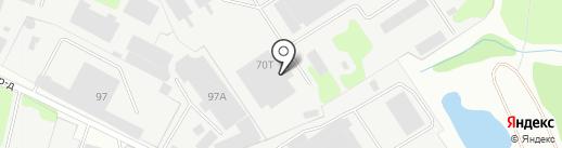 Сити на карте Иваново