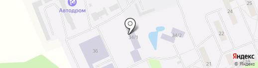 КГСХА на карте Караваево