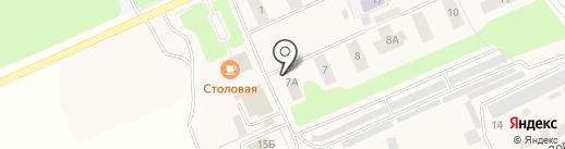 Дом быта на карте Караваево