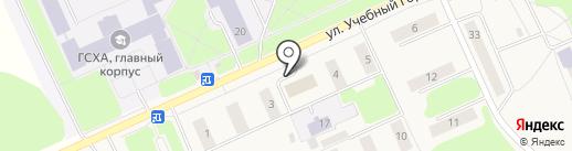 ФармЛига на карте Караваево