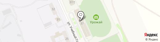 Урожай на карте Караваево