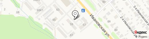 Национальный платежный сервис на карте Кохмы