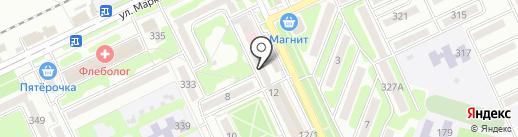 Краснодарское протезно-ортопедическое предприятие на карте Армавира
