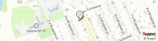 Алмаз-Текстиль на карте Иваново
