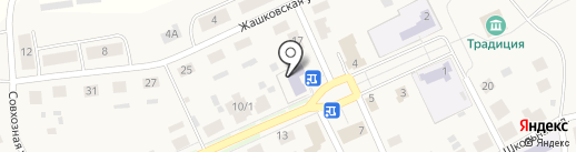 Караваевская детская школа искусств на карте Караваево