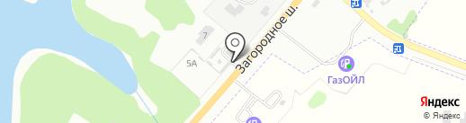 У камина на карте Иваново