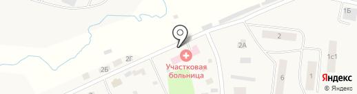 Караваевская амбулатория на карте Караваево