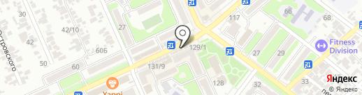 Donalds на карте Армавира