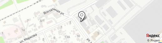 Южрегионпром на карте Армавира
