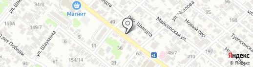 ВКЛючи на карте Армавира
