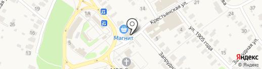 Магазин постельного белья на карте Кохмы