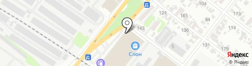 Поиск на карте Армавира