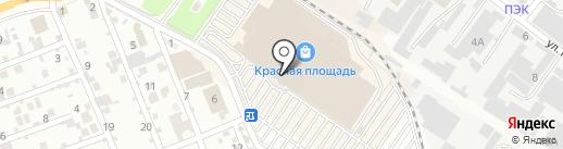 Телефон.ру, ЗАО на карте Армавира
