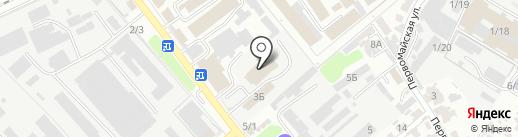 JOLLY ROGER на карте Армавира
