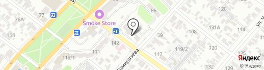 Уют А, ТСЖ на карте Армавира