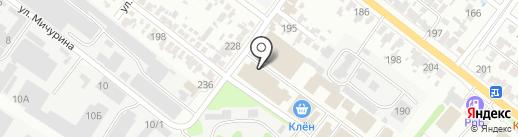 КубаньПродСервис на карте Армавира