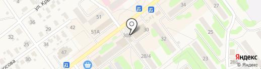 Пятёрочка на карте Кохмы