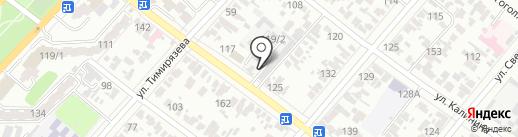 Гранит-А.Ю. на карте Армавира