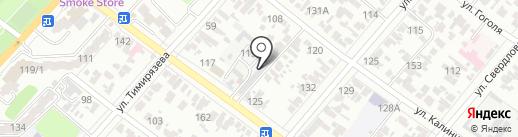 ИТ-Интеллект на карте Армавира