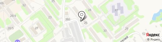 Магазин спецодежды на карте Кохмы