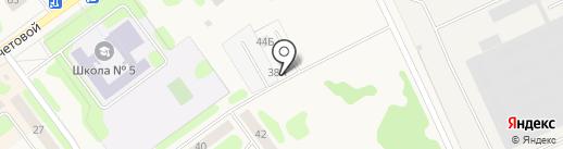 Сервис на карте Кохмы