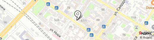 iCenter на карте Армавира