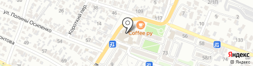 Источник Энергии на карте Армавира