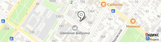 Magic Event на карте Армавира