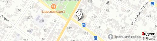 iFix на карте Армавира