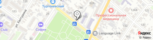 Армавирский центр стандартизации на карте Армавира