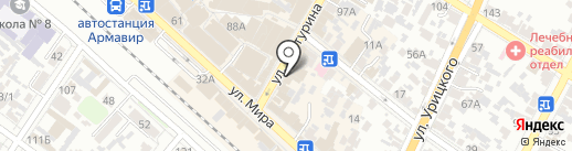 Мастер-Центр на карте Армавира
