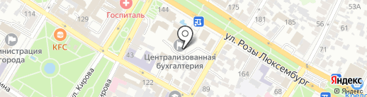 Chernyshov Desmark на карте Армавира