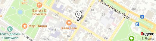 Купи и Живи на карте Армавира