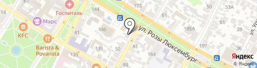 ЦЕНТР БУХГАЛТЕРСКОГО И НАЛОГОВОГО СОПРОВОЖДЕНИЯ на карте Армавира